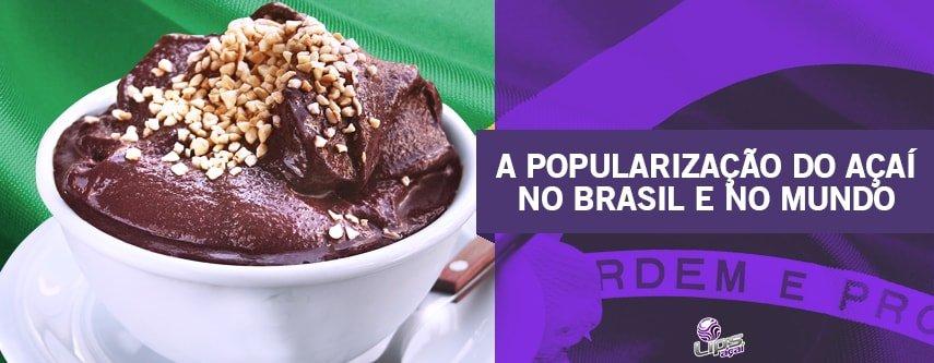 açaí no Brasil